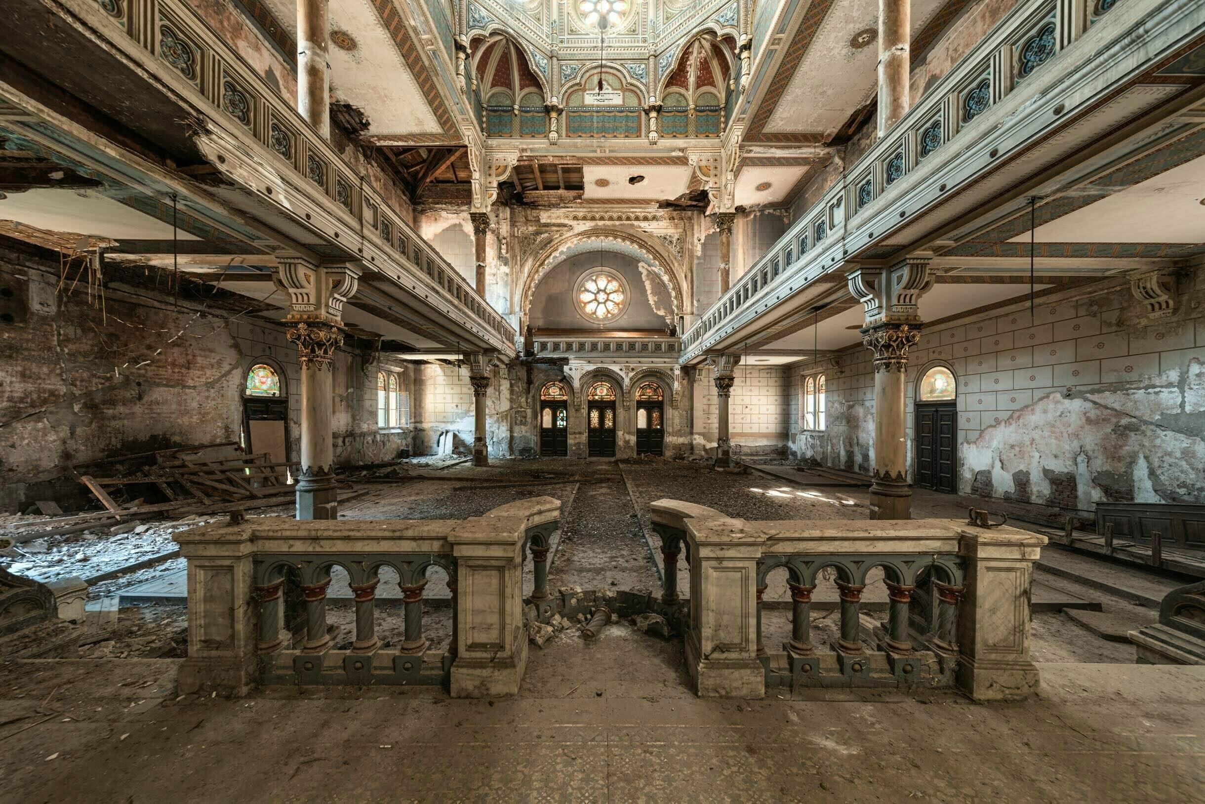 Synagogue F