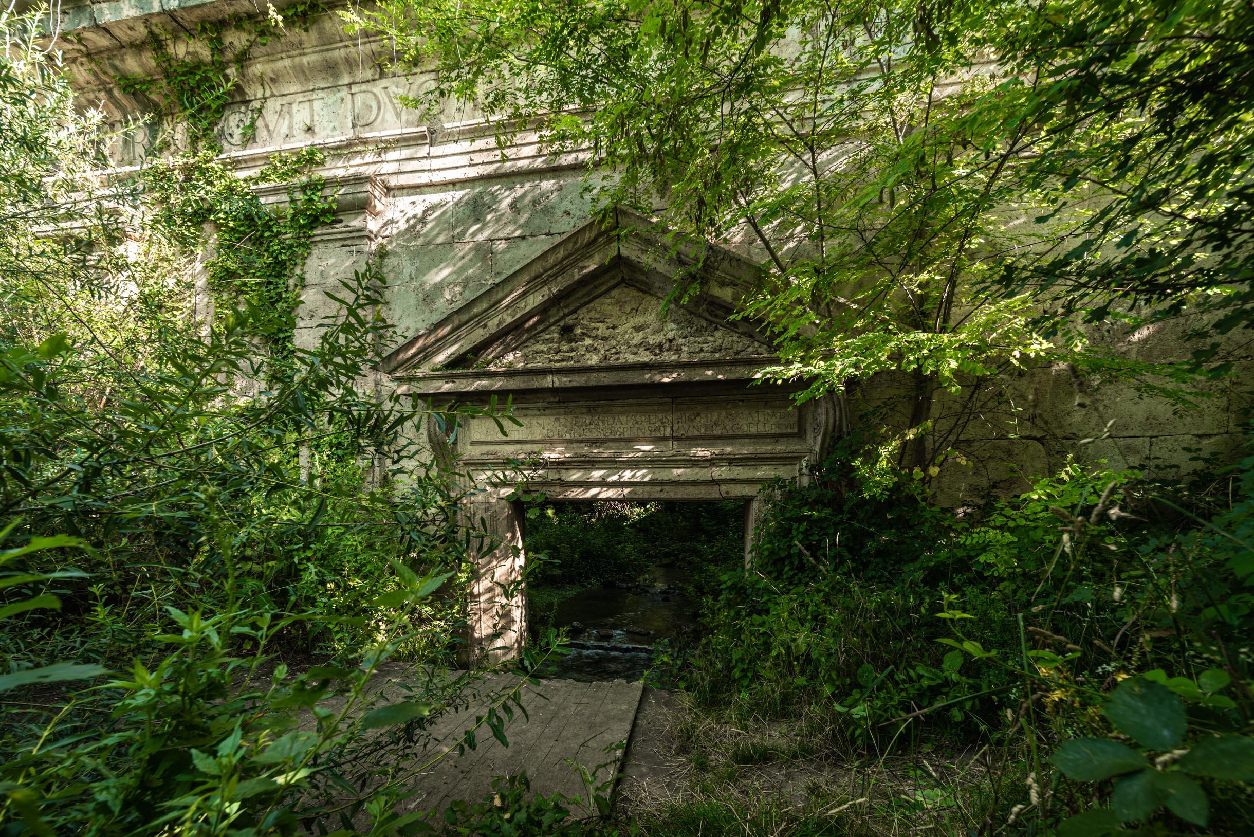 The Sinking Church