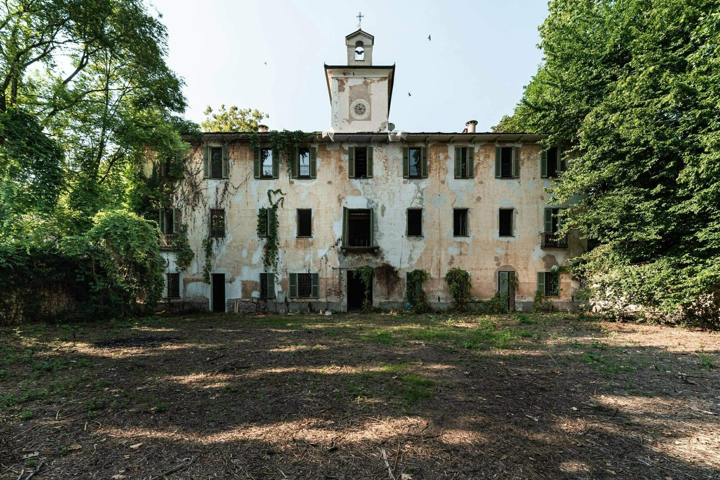 Villa Cancello Chiuso