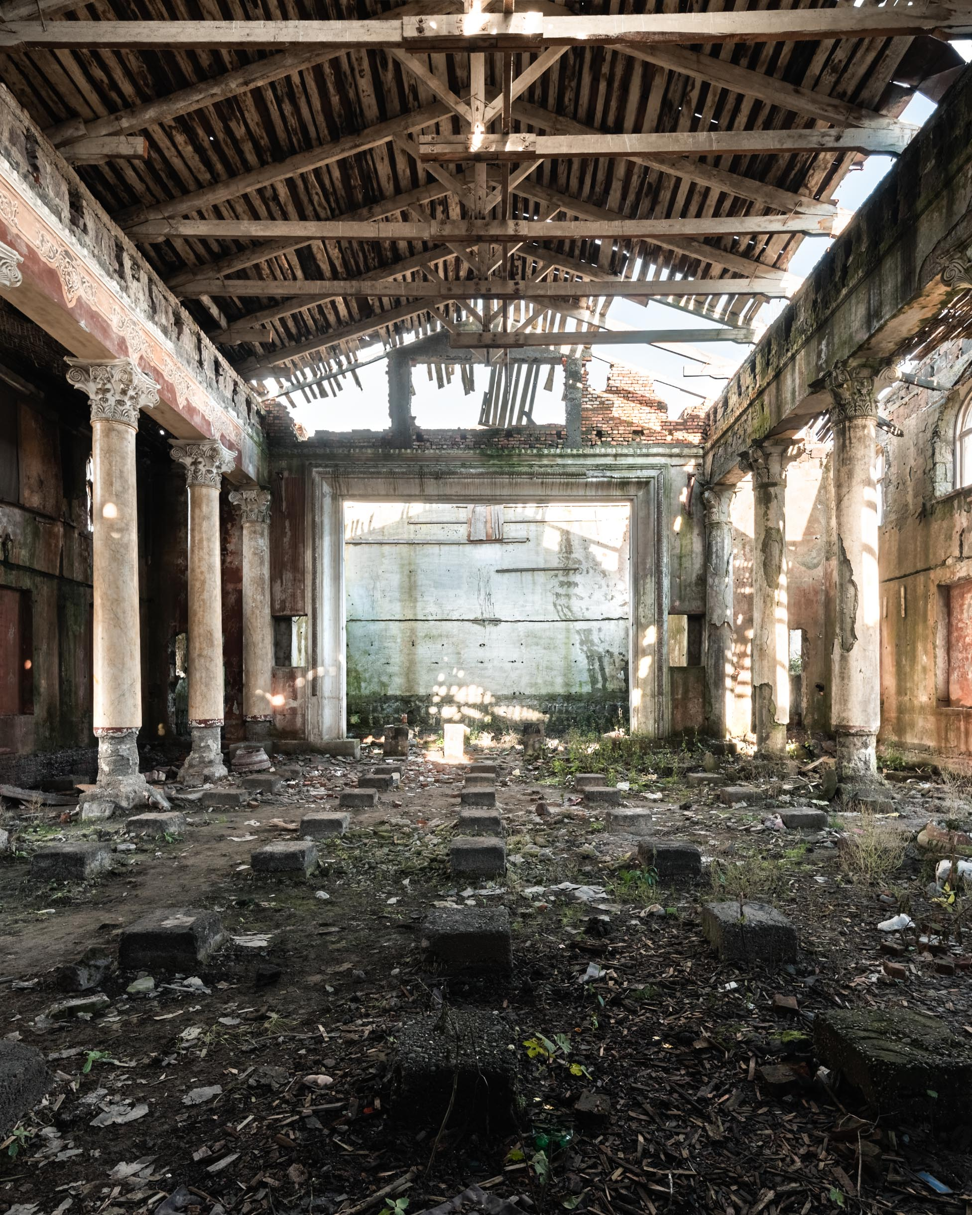 House of Cultural Degradation