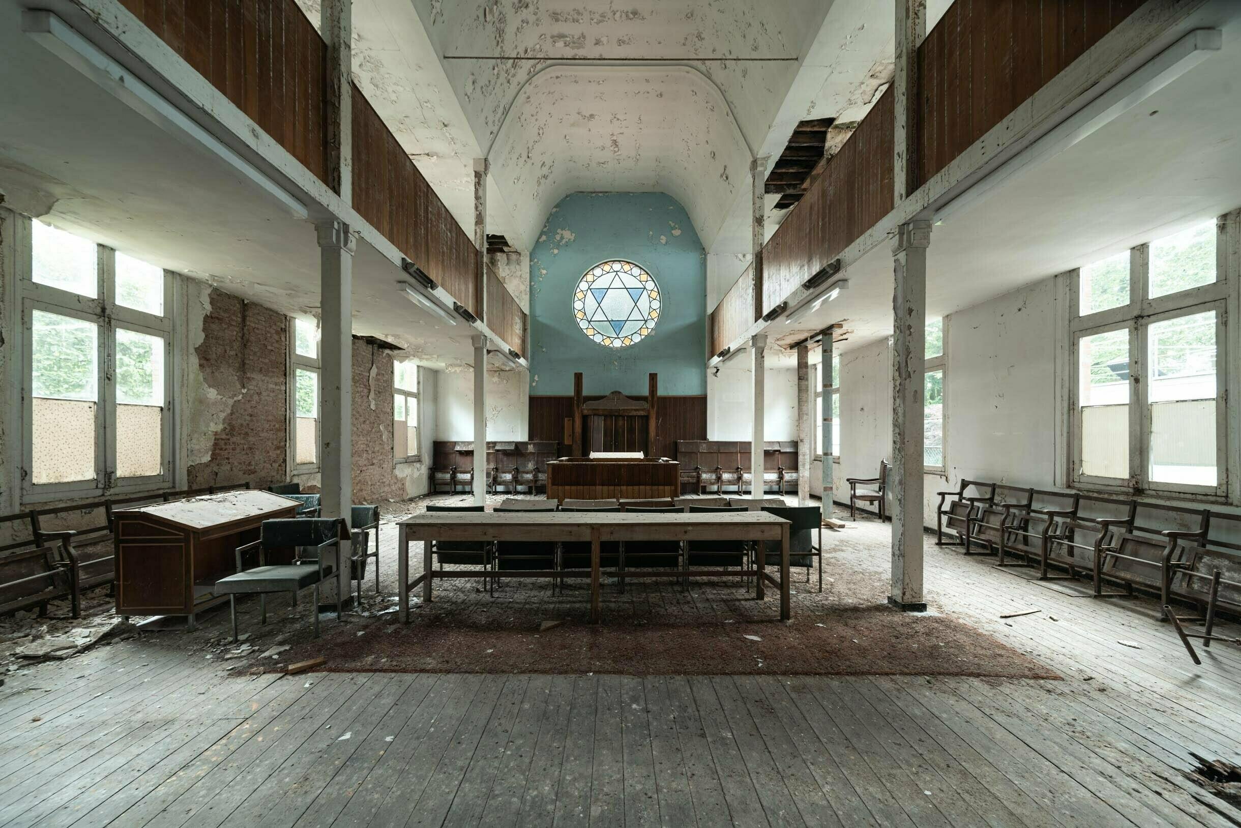 Rural Synagogue